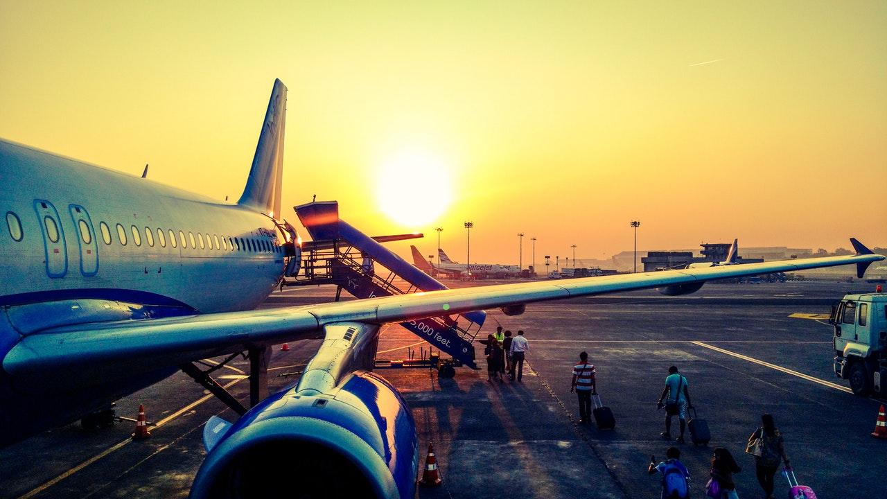 vliegtuig huren groepen